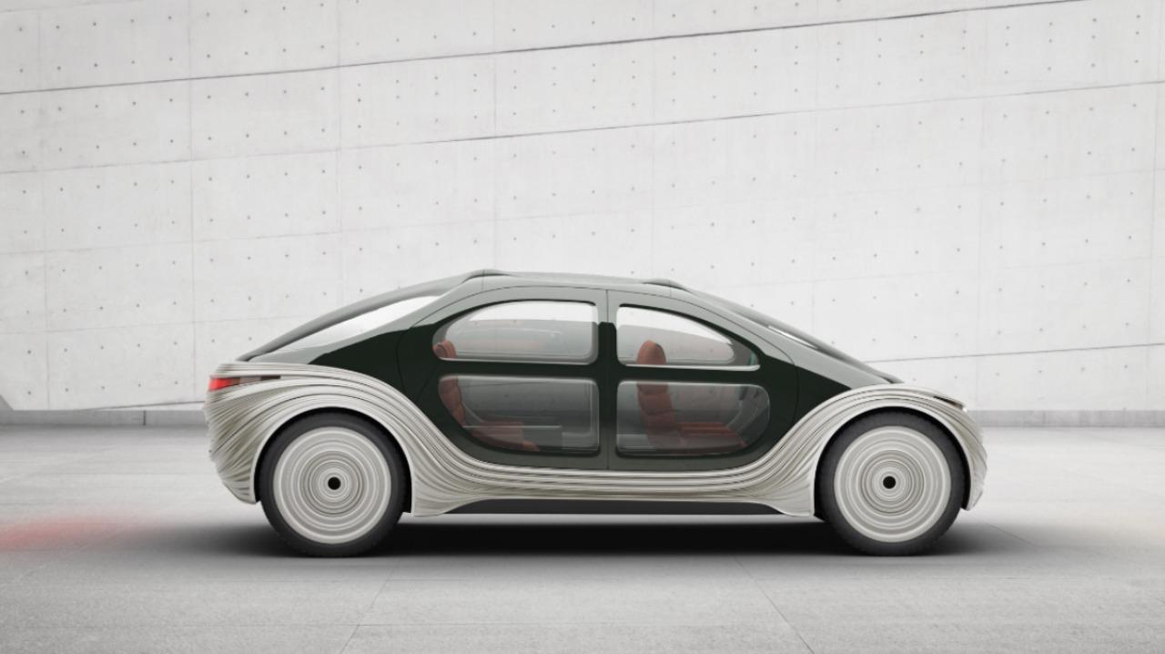 Kirli havayı vakumlayan sürücüsüz otomobil İngiltere merkezli bir şirket, çevredeki kirli havayı temizleyen bir sürücüsüz otomobil tasarladı. Elektrikli...
