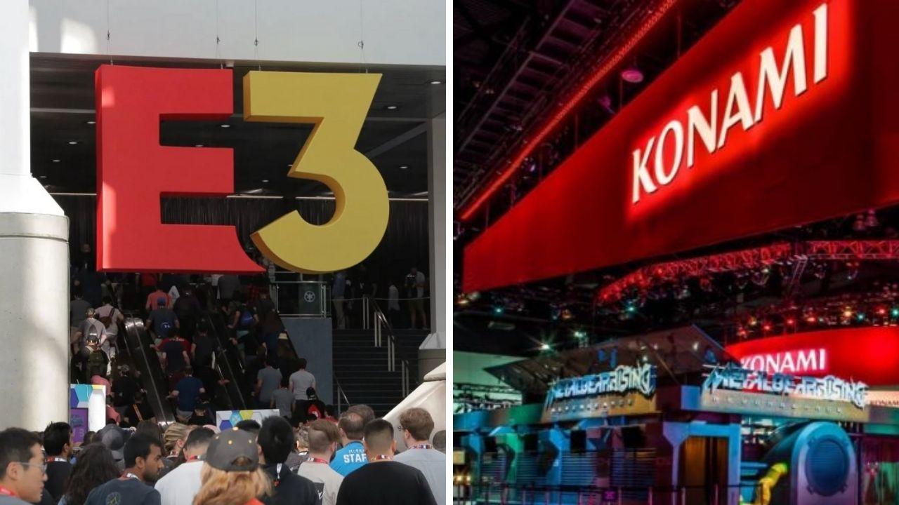Konami'den önemli E3 2021 açıklaması Oyun yapımcılarının önemli halkalarından biri olan Konami, sosyal medya üzerinden paylaştığı E3 2021...
