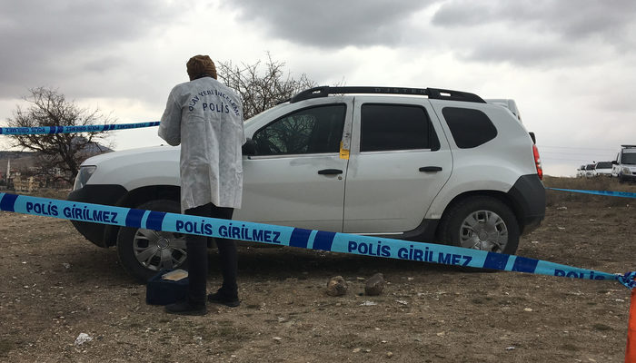 Konya'da bir kişi kayıp olarak aranırken, otomobilde vurulmuş olarak ölü bulundu