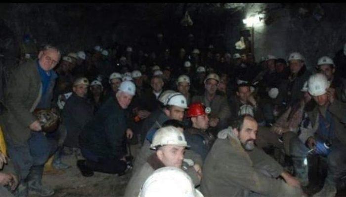 Kosova'da maden ocağında trafo patladı, 100 işçi mahsur kaldı