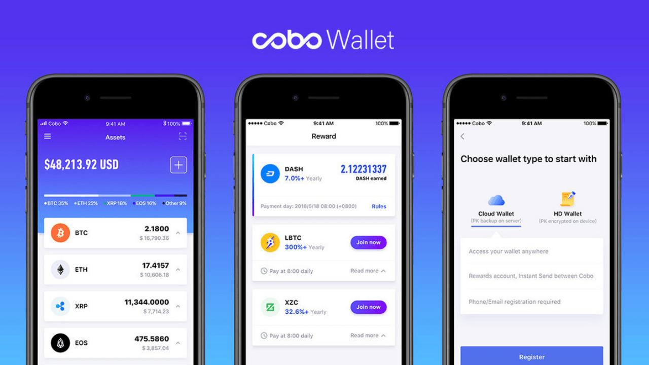 Kripto paralar için varlık yönetim platformu Cobo, 40 milyon dolar yatırım aldı
