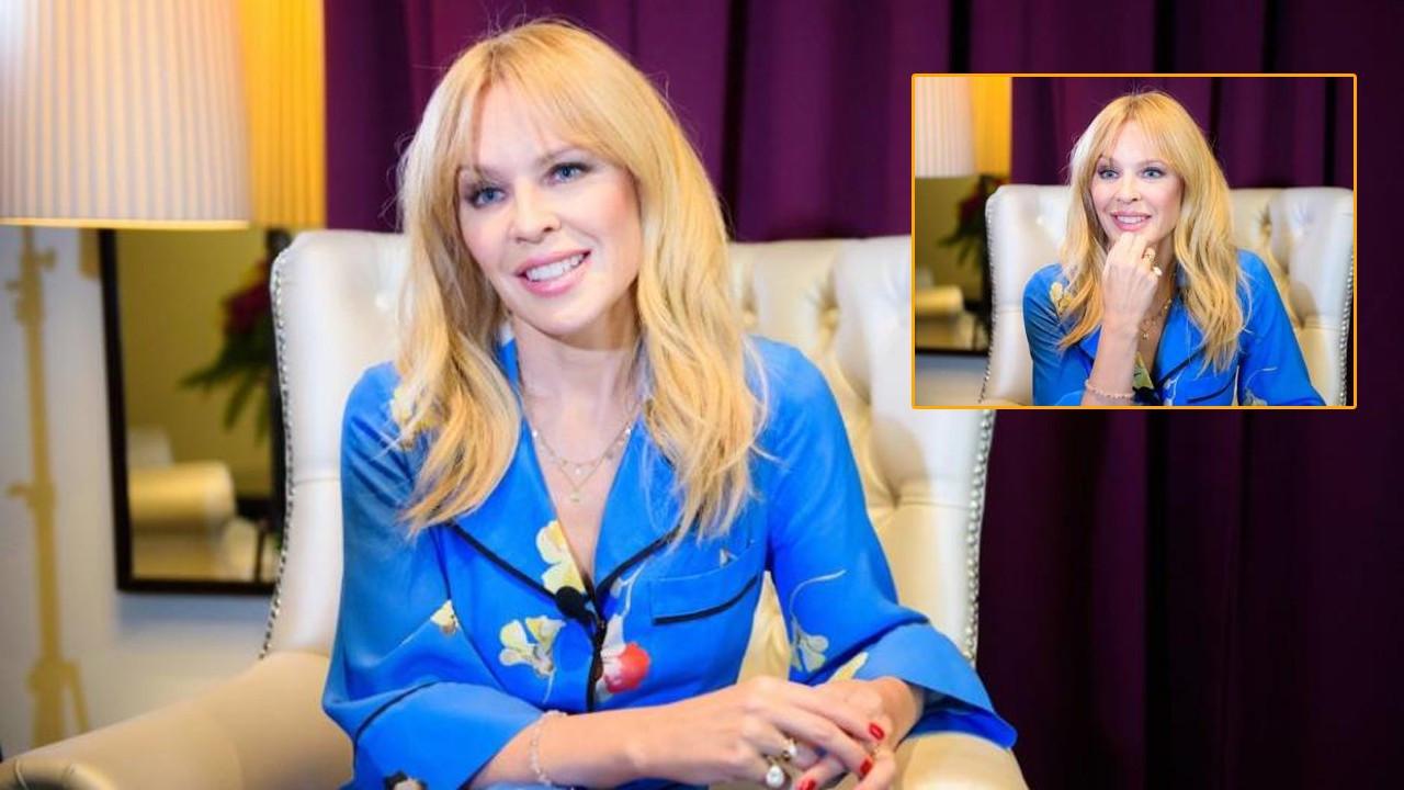Kylie Minogue'tan kariyeriyle ilgili bomba itiraf!
