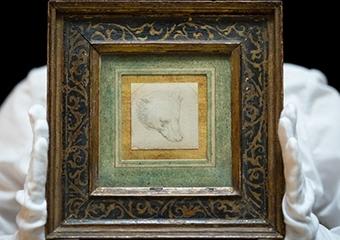 Leonardo da Vinci çizimine rekor fiyat tahmini