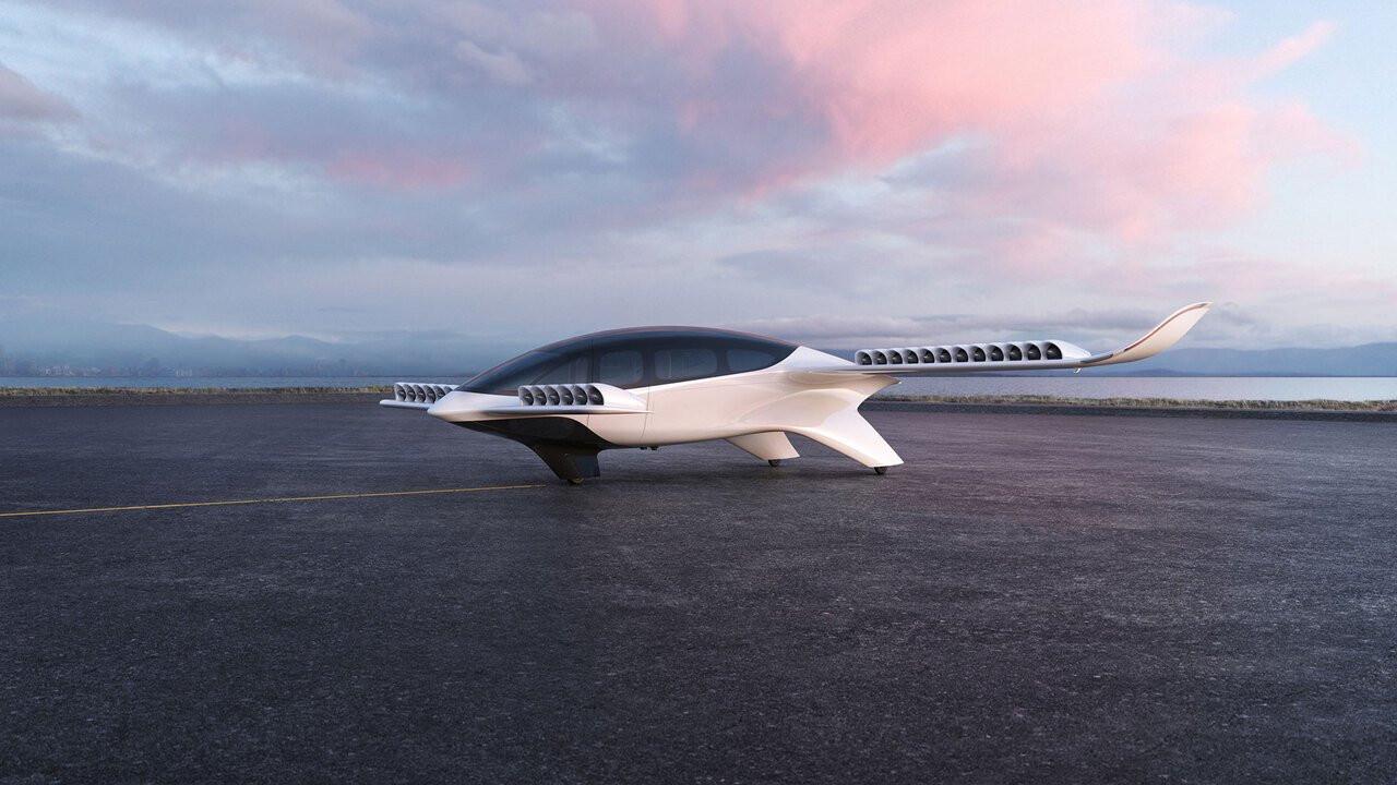 Lilium elektrikli uçakları için ABB ile batarya geliştirecek