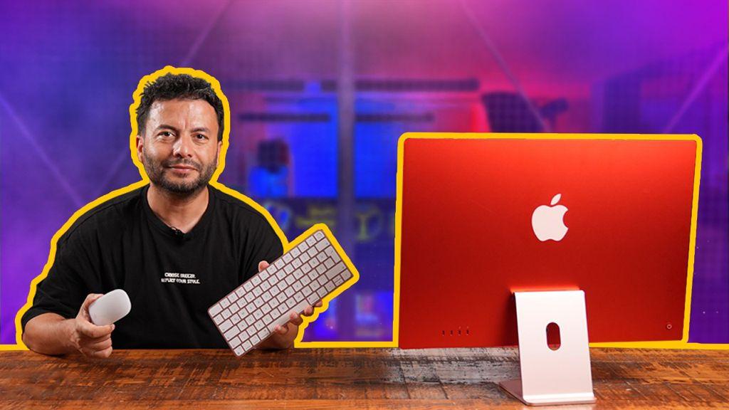M1 işlemcili iMac inceleme!