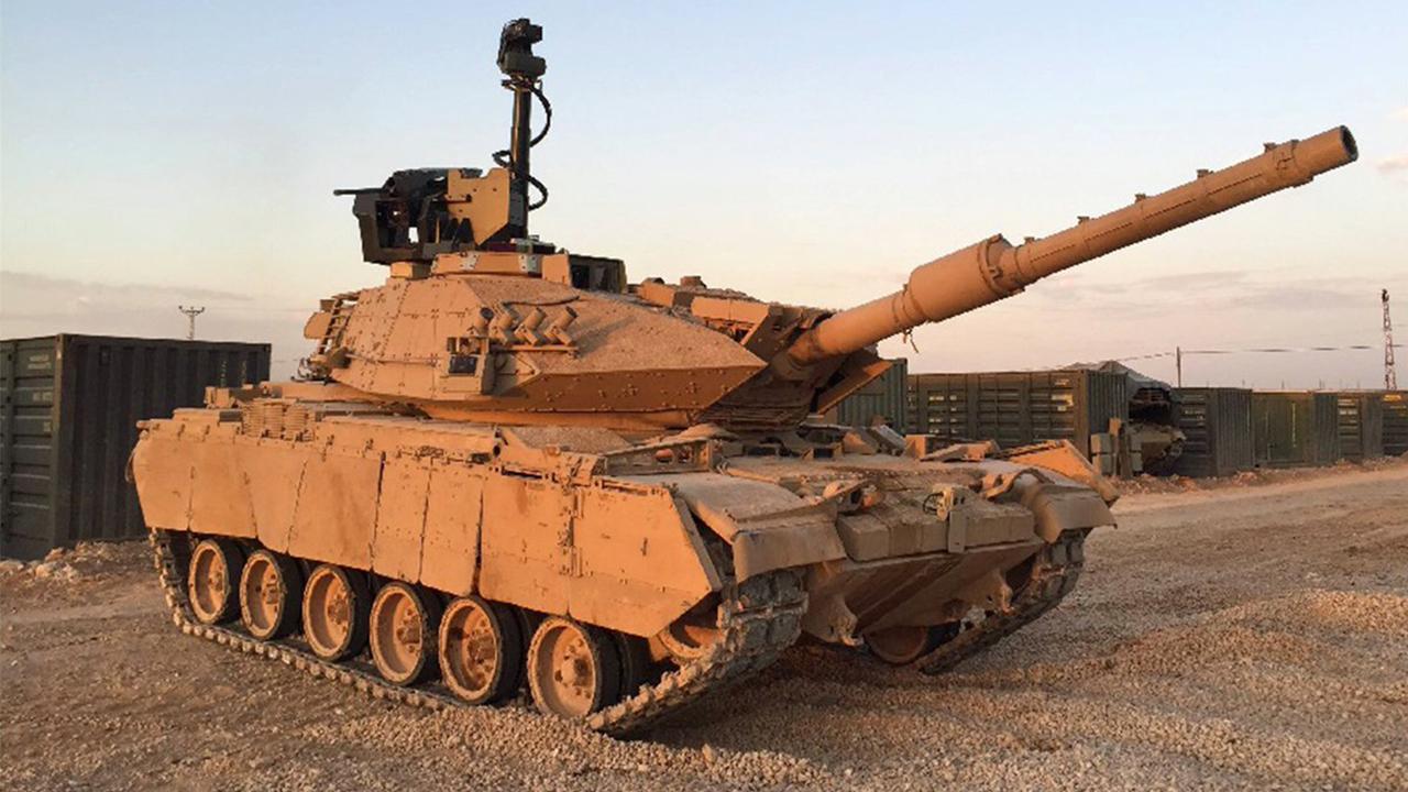 M60 tankı VOLKAN-M Atış Kontrol Sistemi ile millileşiyor ASELSAN tarafından M60TM tankları için geliştirilen VOLKAN-M Atış Kontrol Sistemi'nin hareketli tanktan...