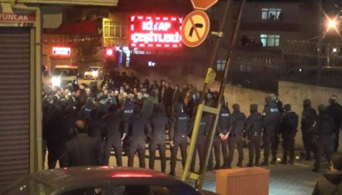 Mahalle ayağa kalktı! İstanbul'da Suriyeli gerilimi: Yaralılar var!