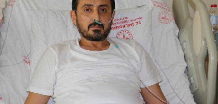 Malatya'da Aşıya İnanmayan Adam Koronaya Yakalandı: