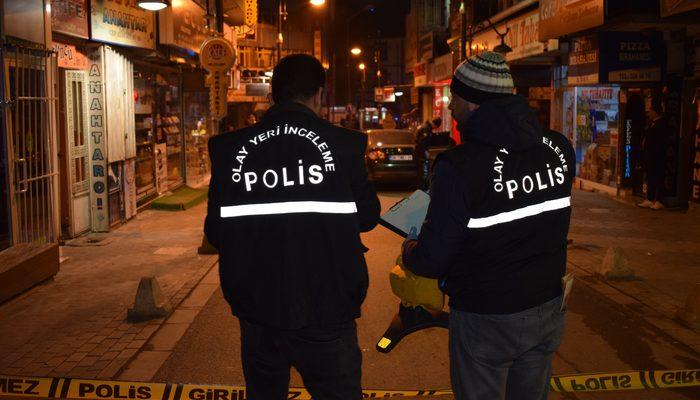 Malatya'da eğlence merkezinde silahlı kavga!