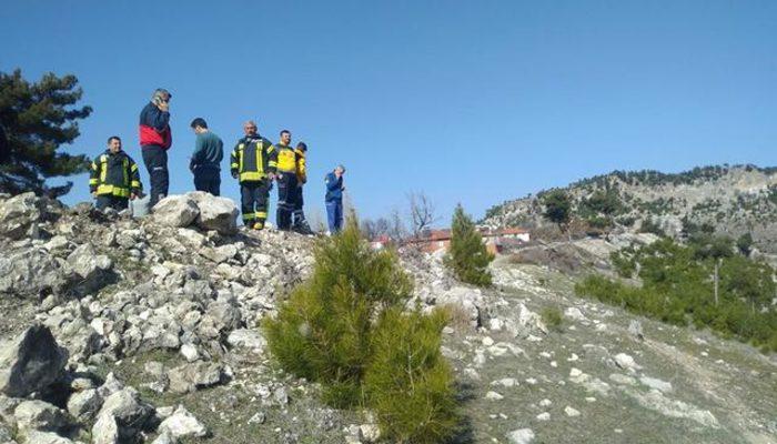 'Manisa'da uçak düştü' iddiası! Ekipler alarma geçti, resmi açıklama geldi