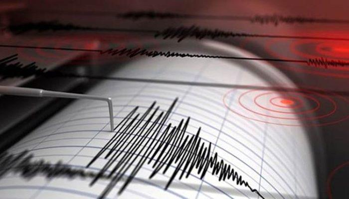 Marmara Denizi'nde 3.2 büyüklüğünde deprem (Kandilli Rasathanesi-AFAD Son Depremler)