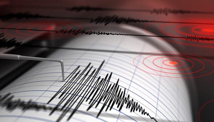 Marmara Denizi'nde 3,8 büyüklüğünde deprem (AFAD-Kandilli Rasathanesi Son Depremler)