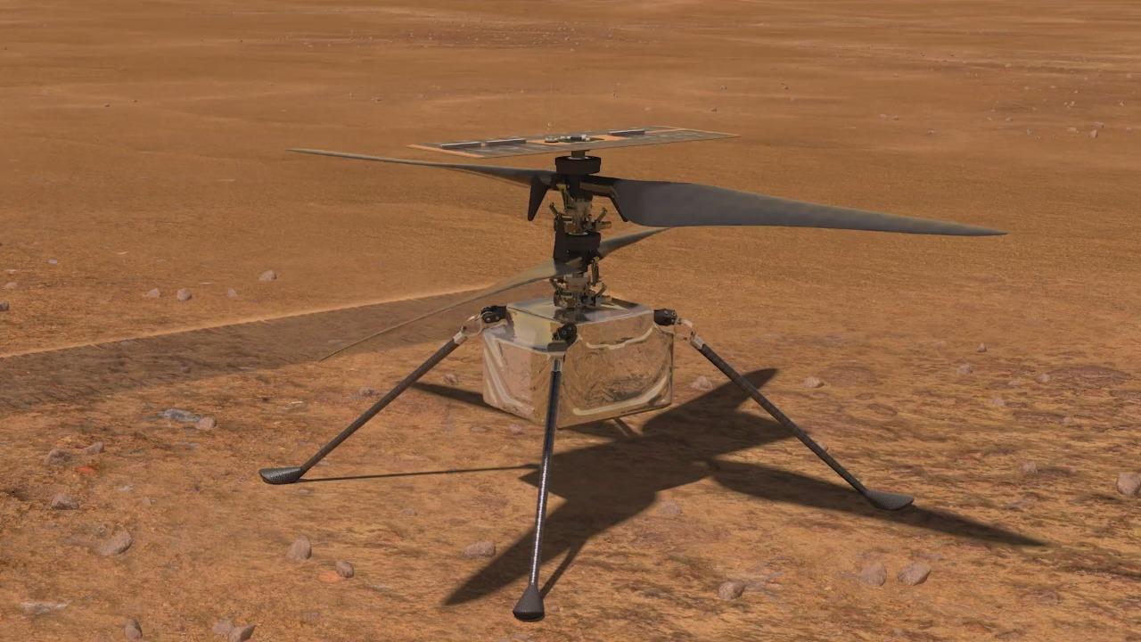 Mars helikopteri Ingenuity'e sürpriz görev NASA, Mars helikopteri Ingenuity'e yeni bir görev verdi. Ingenuity, daha önce incelenmemiş yüzeylere...