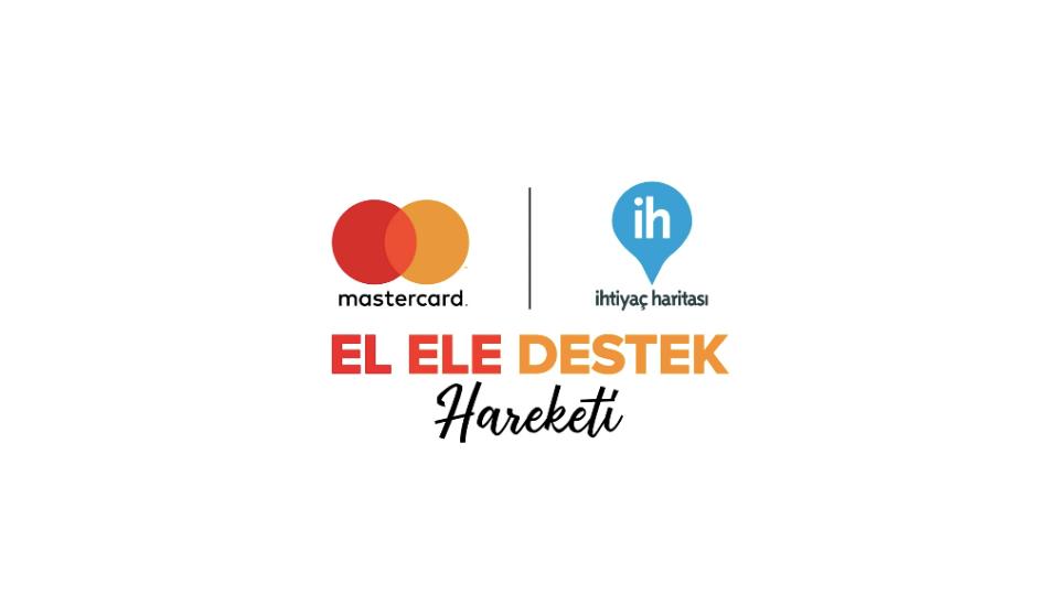 Mastercard ve İhtiyaç Haritası'nda sosyal pazaryeri