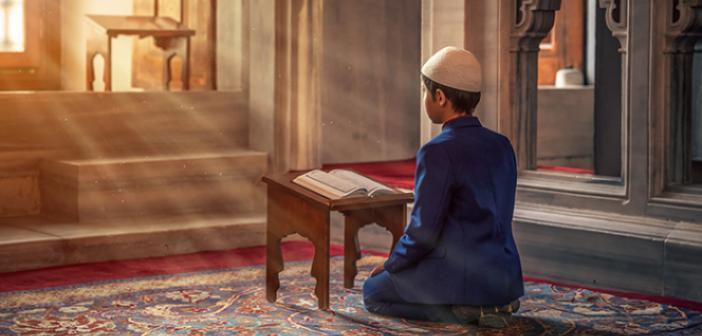 Meâric Suresi 34. Ayet Meali, Arapça Yazılışı, Anlamı ve Tefsiri