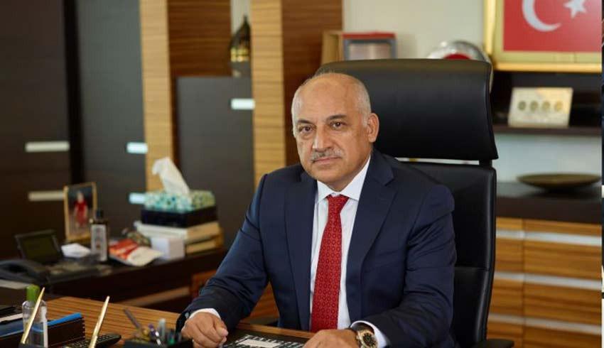 Mehmet Büyükekşi başkanlığı kime devrediyor?