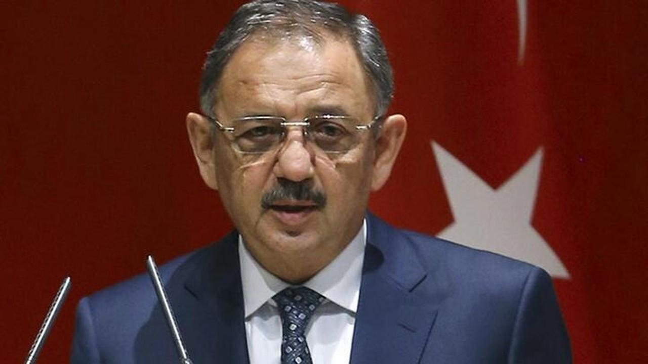 Mehmet Özhaseki de Corona virüse yakalandı