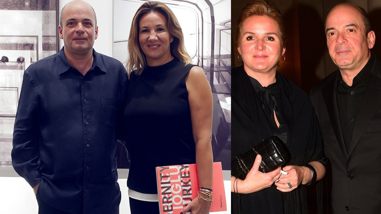 Melkan Gürsel ile Nina Öger'in saç saça kavgası!