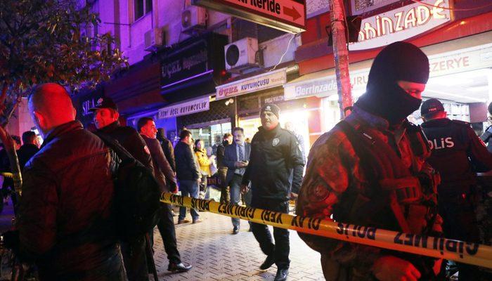 Mersin 'de kanlı soygun: 2 ölü