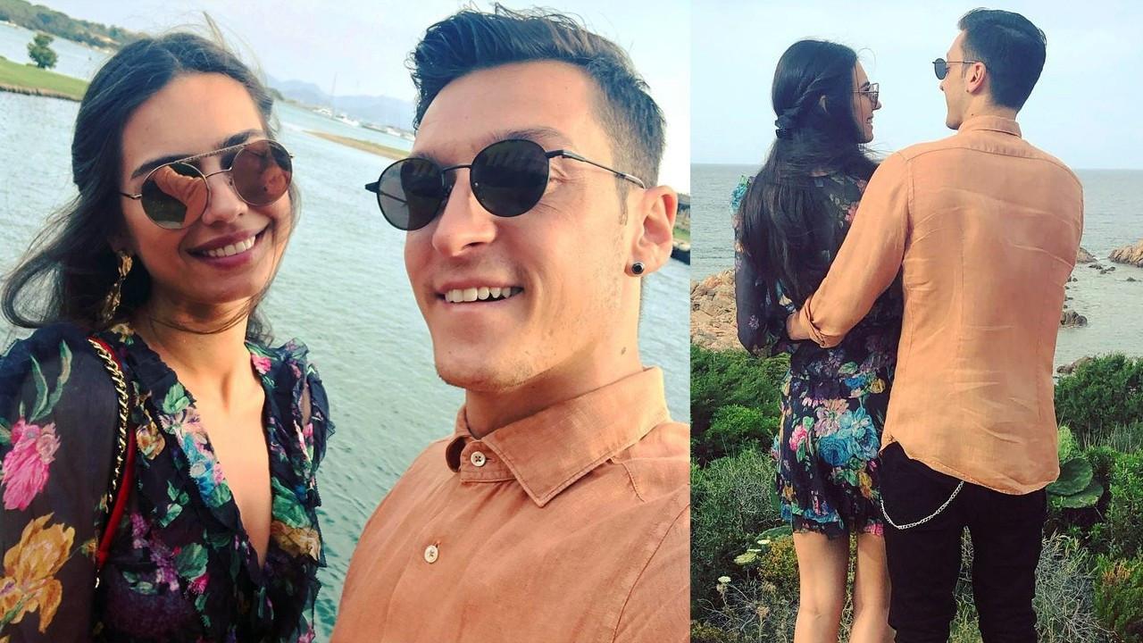 Mesut Özil'e doğum gününde hediye yağdı