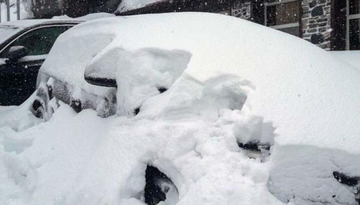 Meteoroloji'den Erzurum'a kar yağışı uyarısı