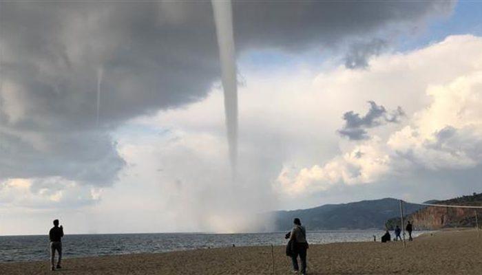 Meteoroloji'den son hava durumu tahmini uyarısı! (Antalya'da süper hücre ve hortum riski)