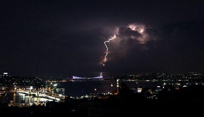 Meteoroloji'den son hava durumu tahmini uyarısı! (İstanbullular dikkat)