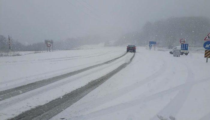 Meteoroloji'den son hava durumu tahmini uyarısı! (Kar yağışı Trakya'dan giriş yaptı)