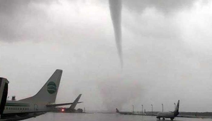 Meteoroloji'den son hava durumu tahmini uyarısı! (Yağmur ve fırtına uyarısı)