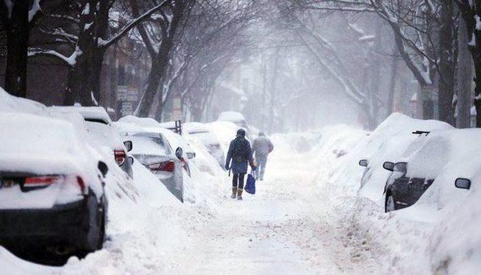 Meteoroloji'den son hava durumu tahmini uyarısı! (Yoğun kar bekleniyor)