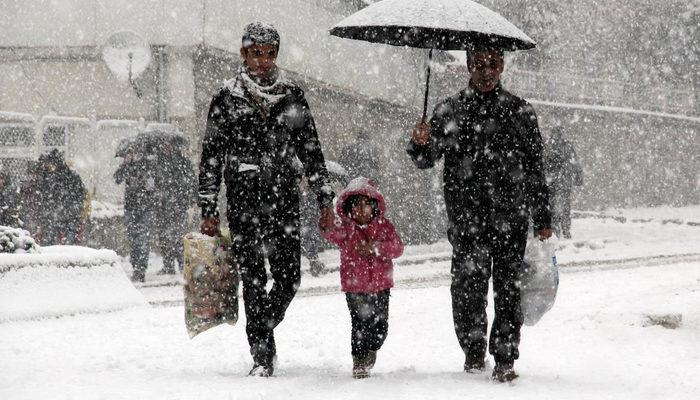 Meteoroloji'den yeni kar uyarısı! Tarih verdiler