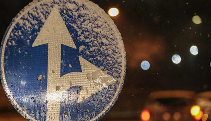 Meteoroloji'den yeni uyarı geldi! Kar ve karla karışık yağmur geliyor!