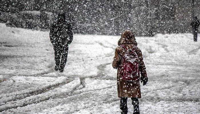 Meteoroloji illeri tek tek sıraladı! Kar geliyor