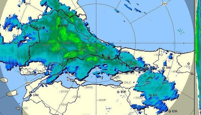 Meteoroloji uyardı! Kuzey Afrika'dan geliyor: Çamur şeklinde yağacak