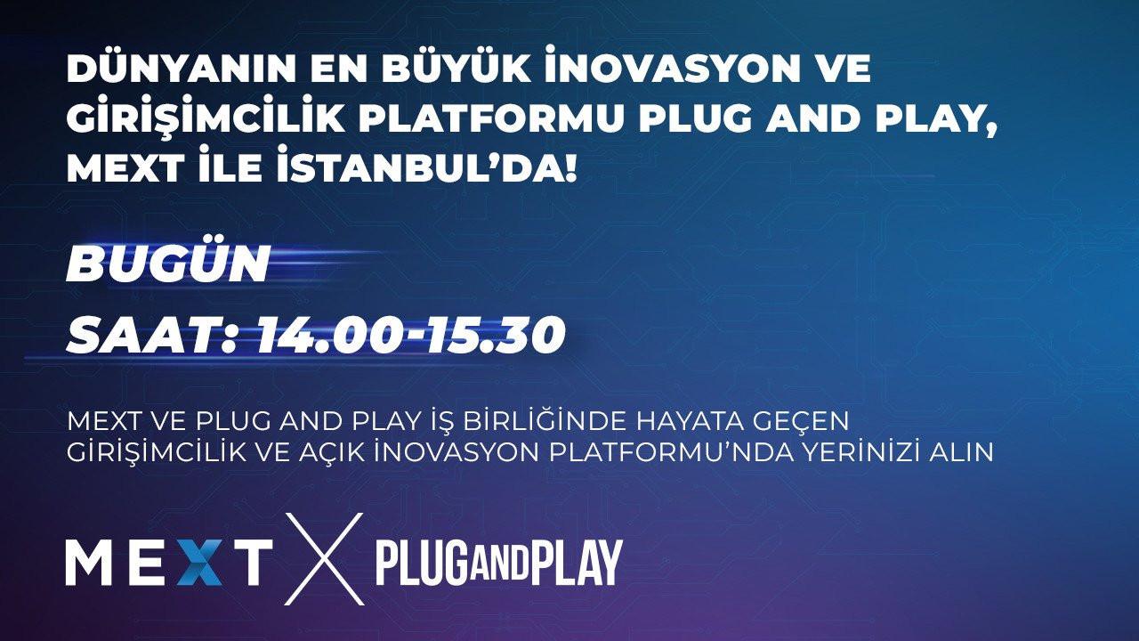 """MEXT ve PLUG AND PLAY İŞ BİRLİĞİ İLE """"Girişimcilik ve Açık İnovasyon Platformu Lansmanı"""" [Canlı Yayın]"""
