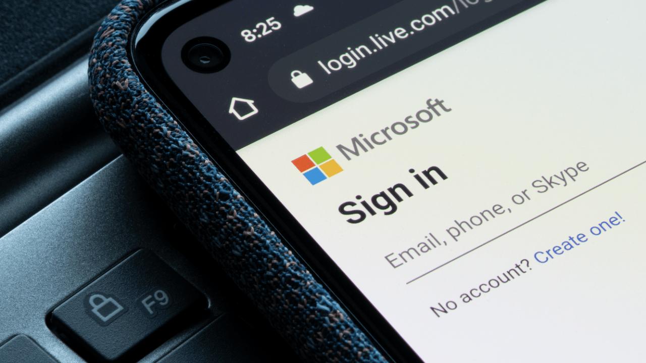 Microsoft, şifre gerekmeden hesap açma dönemini başlatıyor