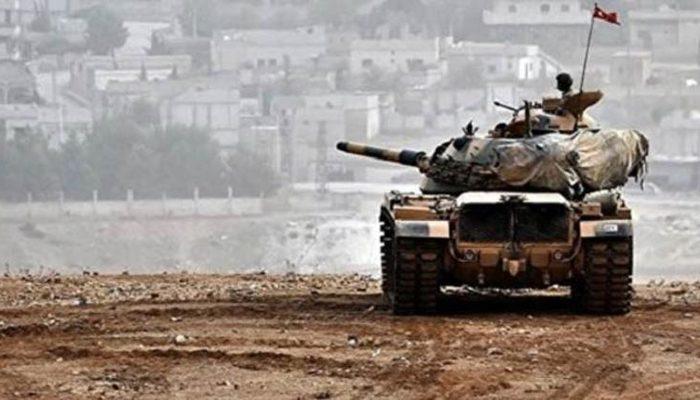 Milli Savunma Bakanlığı duyurdu: Tel Rıfat'taki PKK'lılar vuruldu