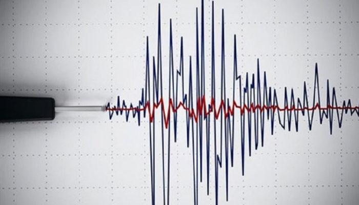 Muğla'nın Marmaris ilçesi açıklarında 5.1 büyüklüğünde deprem!