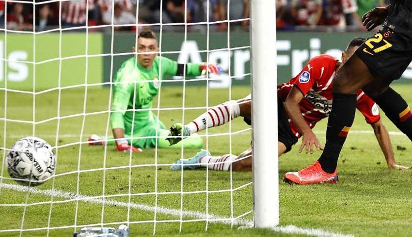 Muslera'dan büyük hata: PSV Eindhoven 5-1 Galatasaray