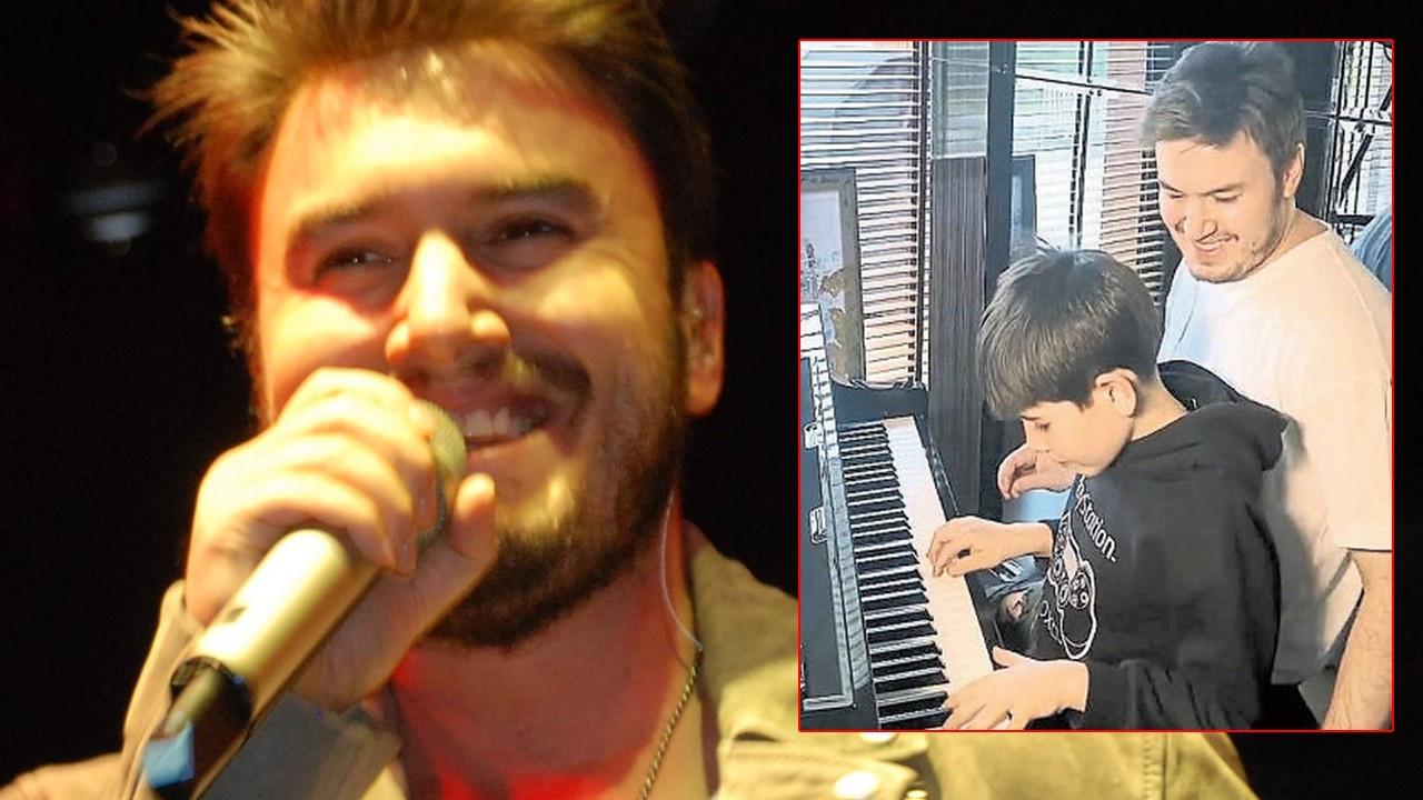 Mustafa Ceceli'nin oğlu babasının izinde