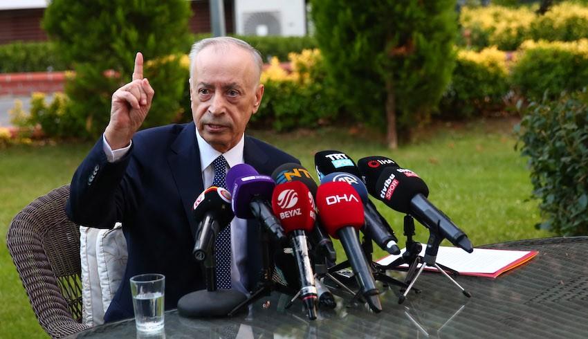 Mustafa Cengiz kararını verdi; Galatasaray başlanlığına yeniden aday olmayacak