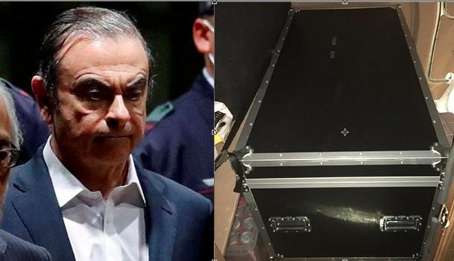 Müzik kutusunun içinde kaçan Nissan eski CEO'su Ghosn ilk kez konuştu: 1 buçuk saat 1.5 yıl gibiydi