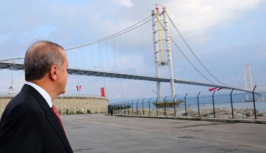 Neden sadece Erdoğan öncesi yapılan köprü ve yollar bedava?