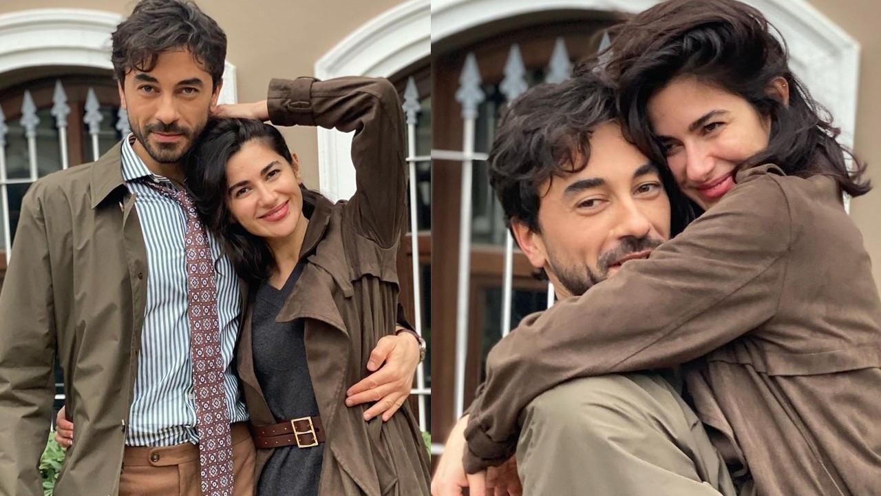 Nesrin Cavadzade ve Gökhan Alkan'ın parmak ısırtan mutluluğu