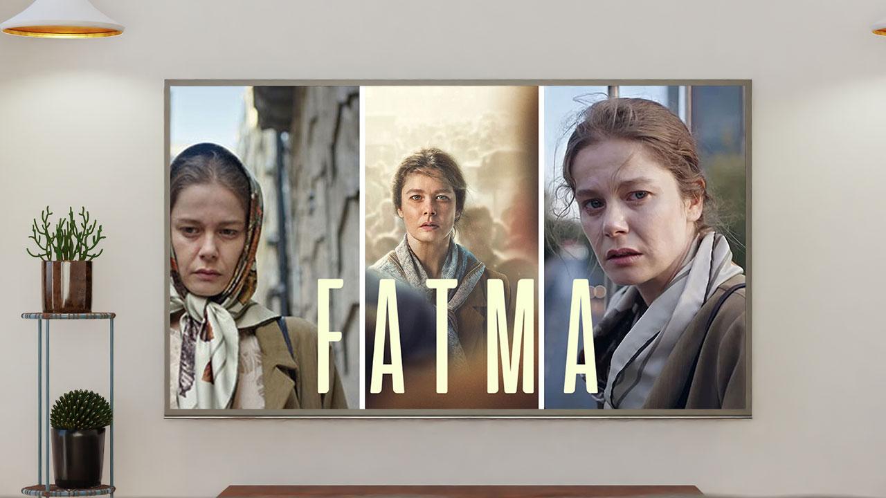Netflix'in Türk dizisi Fatma dünyanın dikkatini çekti Netflix Türkiye'nin en yeni yapımlarından Fatma, gösterime girmesinin ardından ülkemizde çok konuşuldu...
