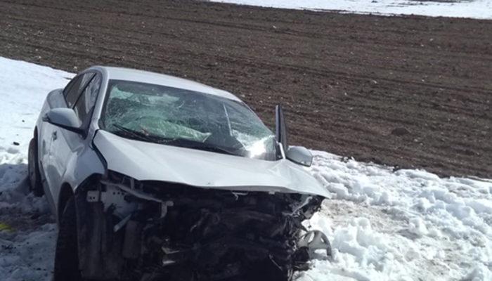 Nevşehir'de gerçekleşen kazada 2 kişi öldü, 4 kişi yaralandı