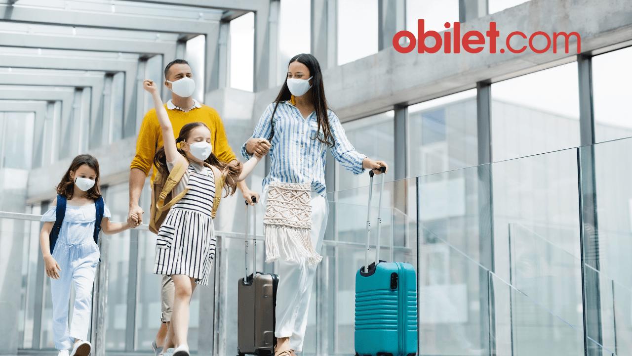 Obilet.com verilerine göre otobüs biletlerinde yüzde 116, uçak biletlerinde ise yüzde 88 artış yaşandı