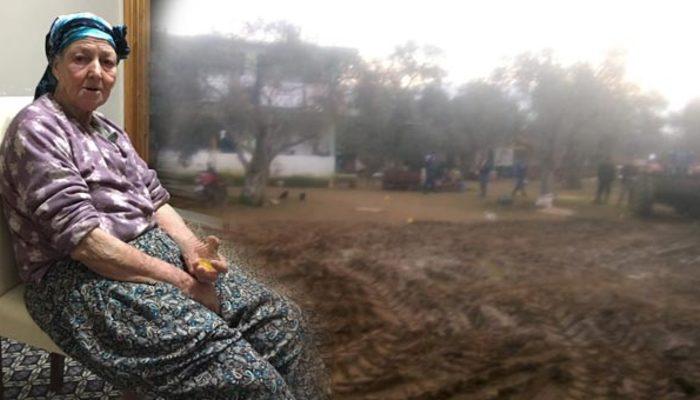 Ölümün böylesi! 12 yaşındaki çocuk traktörle babaannesini ezdi!
