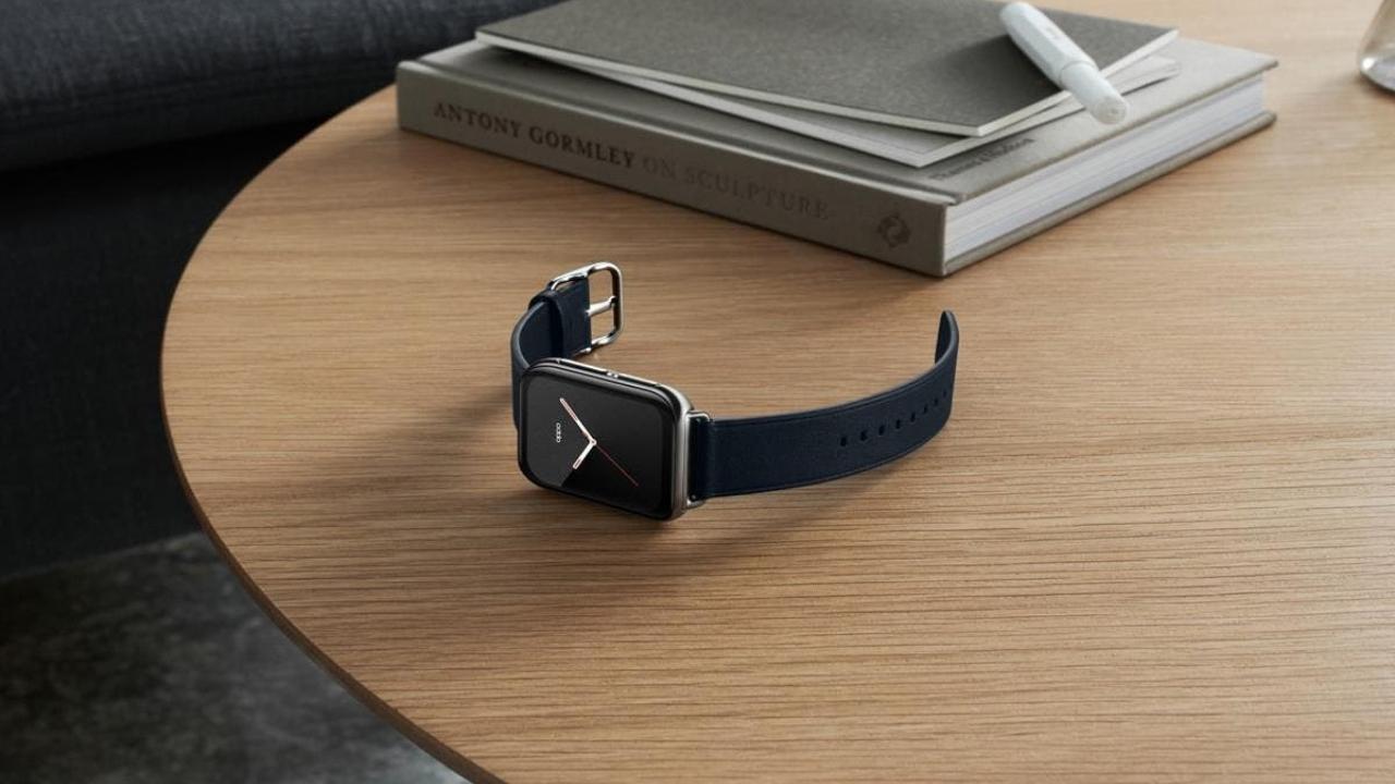 OPPO Watch 2 modelinin tasarımı ve özellikleri sızdı