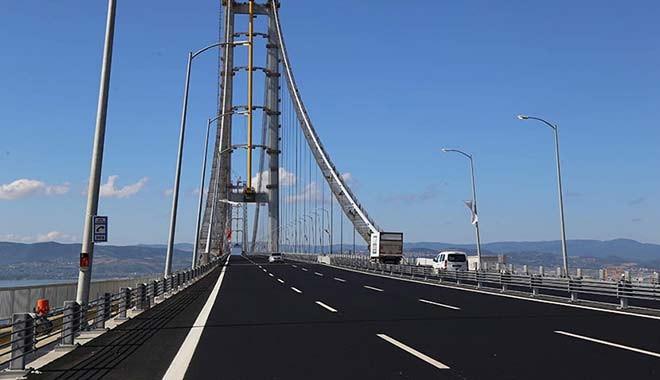 Osmangazi Köprüsü dakikada 9 Bin 500 TL yutuyor!